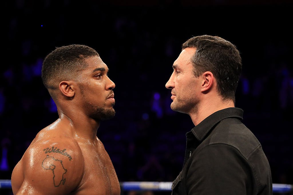 Officiel - Anthony Joshua vs. Wladimir Klitschko le 29 avril à Wembley